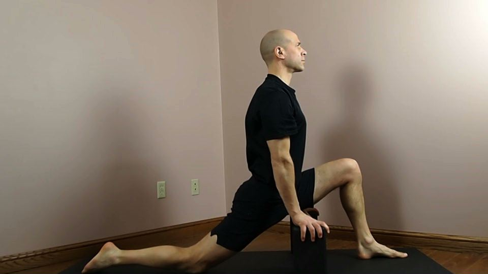 Anjaneyasana, Low Lunge