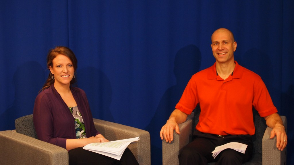Q & A Interview for MS Video with Julie Wilhelm, DPT