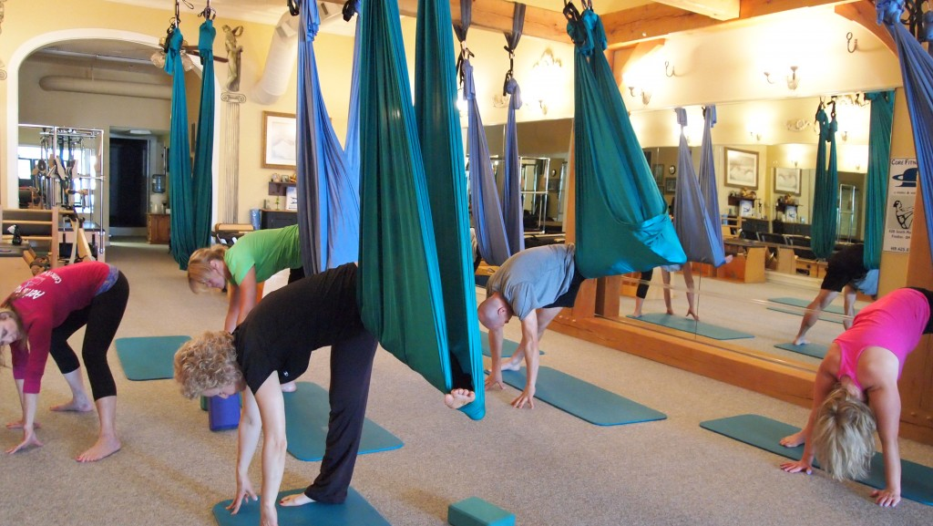 Aerial Yoga Experience