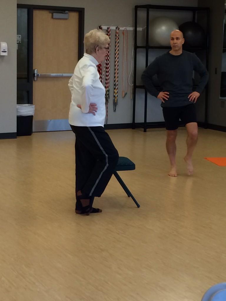 Vera 80, Balance pose
