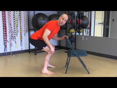#44 Downward Facing Dog, Chair Seat