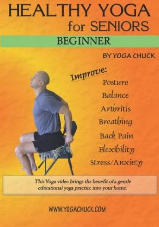 Yoga For Seniors Dvds Are Here Join The Contest Yoga Chuck