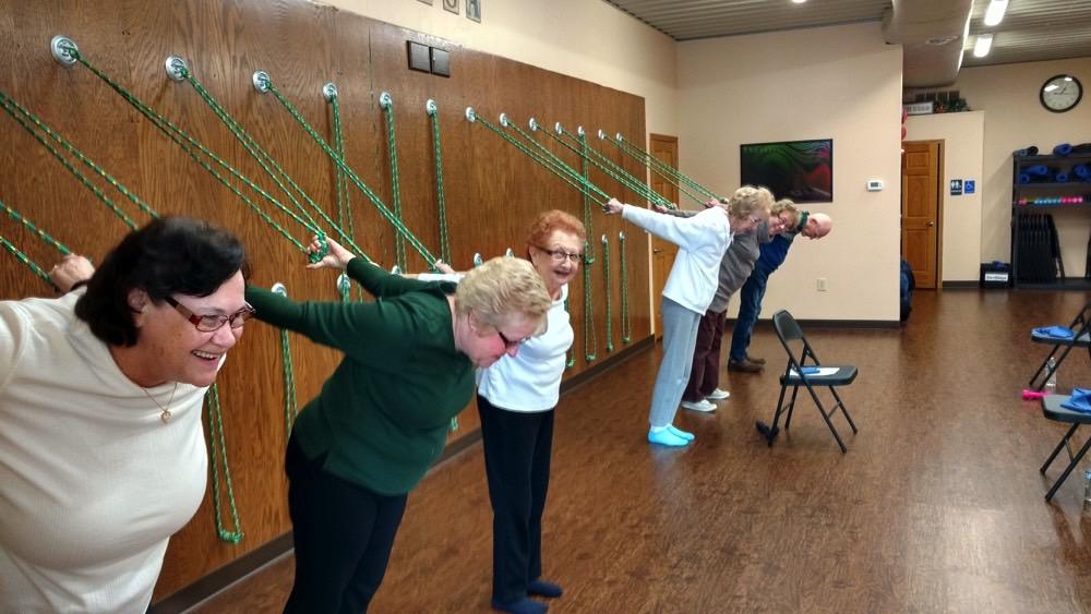 YogaChuck.com - Yoga for seniors.